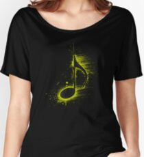Note Women's Relaxed Fit T-Shirt