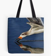 Early Morning Skimmer Tote Bag