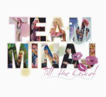 Team Minaj.