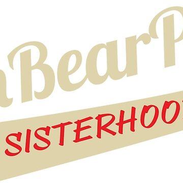 Man Bear Pigs Sisterhood by andrewlarson3d