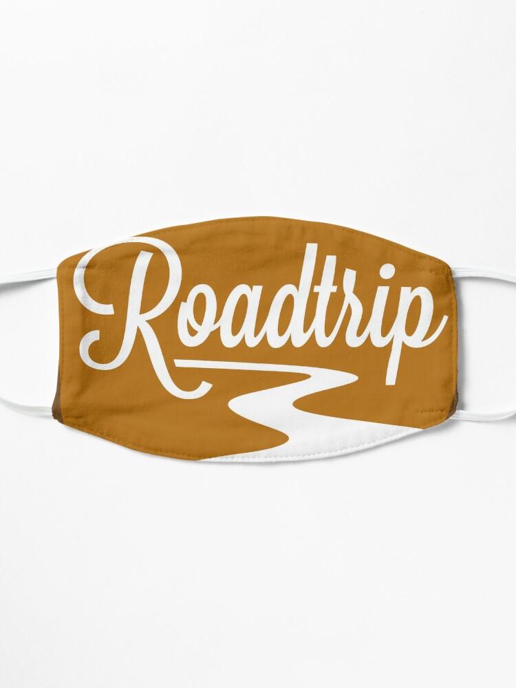 Alternate view of Roadtrip Mask