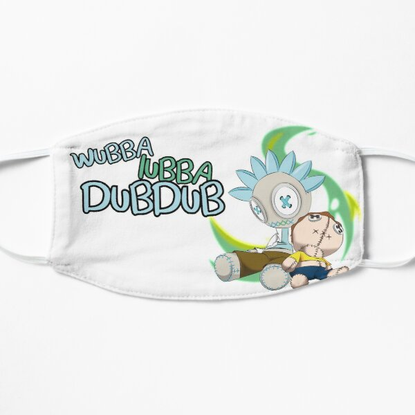 Rick And Morty Dollplay Mask