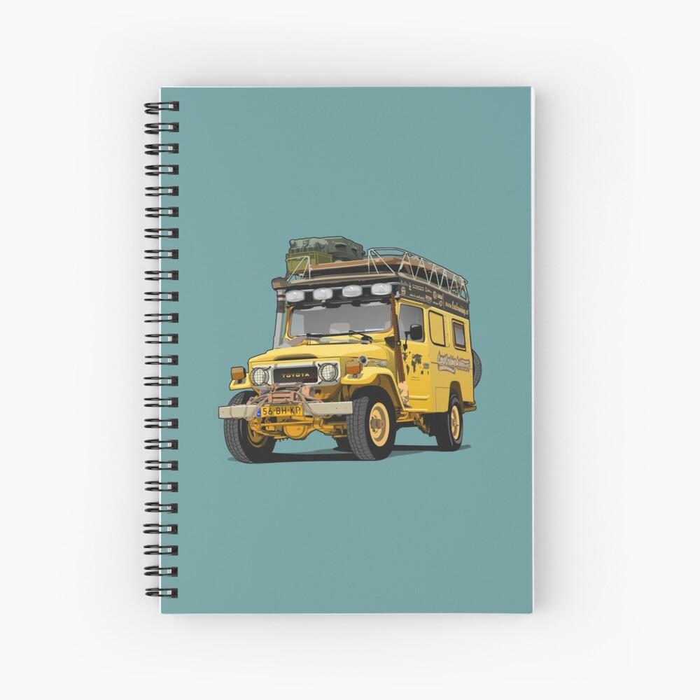 12ender Spiral Notebook