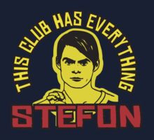 "Stefon ""from S.N.L."""