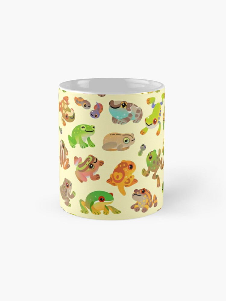 Alternate view of Tree frog Mug