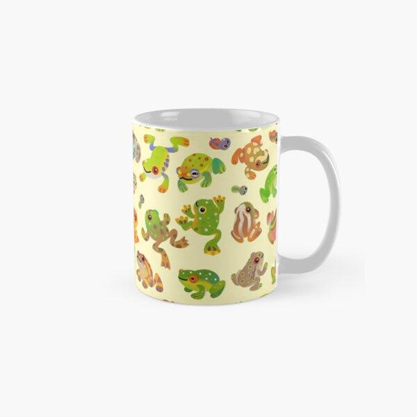 Tree frog Classic Mug