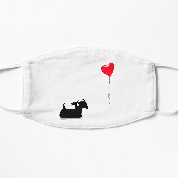 Scottie Dog 'Heart Balloon' ©ArchyScottie Mask
