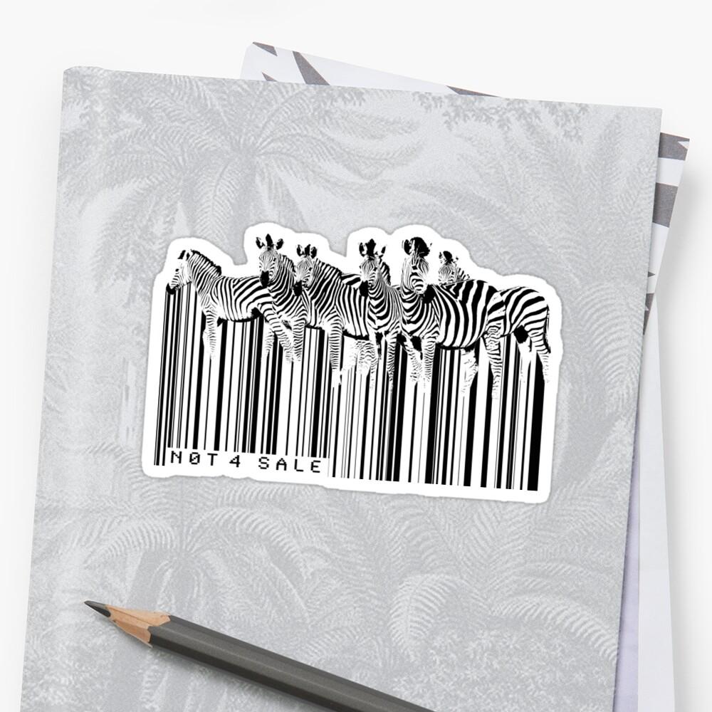 zebra barcode by SFDesignstudio