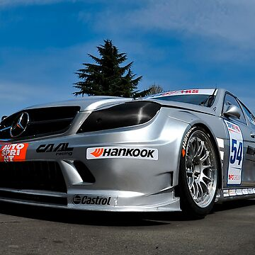Mercedes C 63 AMG - Superstar Series Monza by muratodentro