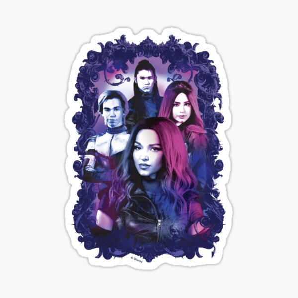 Descendants | My Crew 3 Sticker
