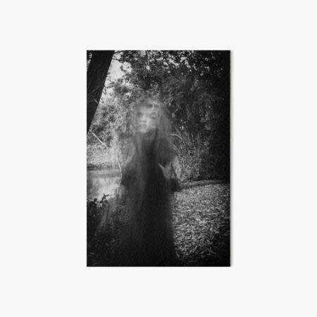 'The Woman in Black Art Board Print