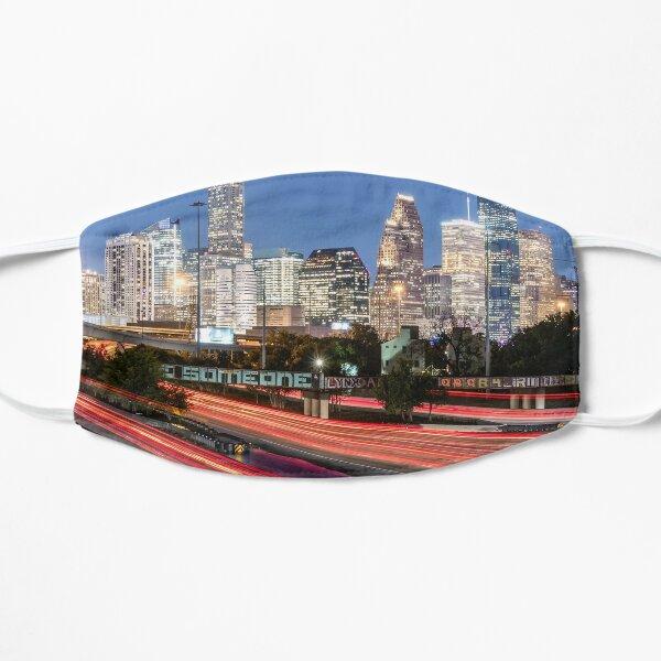 """Houston's iconic """"Be Someone"""" Flat Mask"""