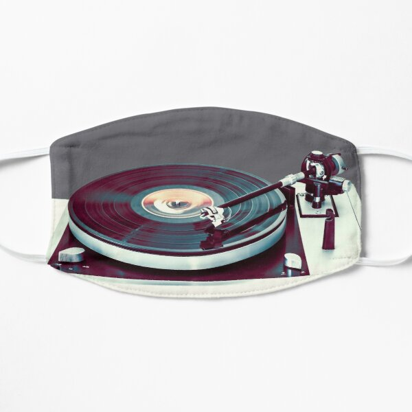 vinyl player Mask