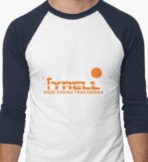 More Human Than Human Men's Baseball ¾ T-Shirt