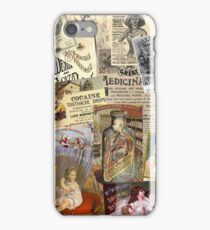 Vintage Adverts IPhone & Ipod Case iPhone Case/Skin