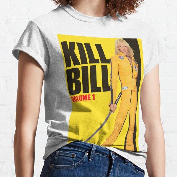 Kill Bill Volume 1 Uma Thurman Classic T-Shirt