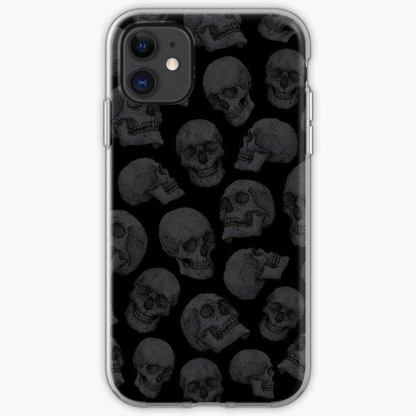 Skulls iPhone Soft Case