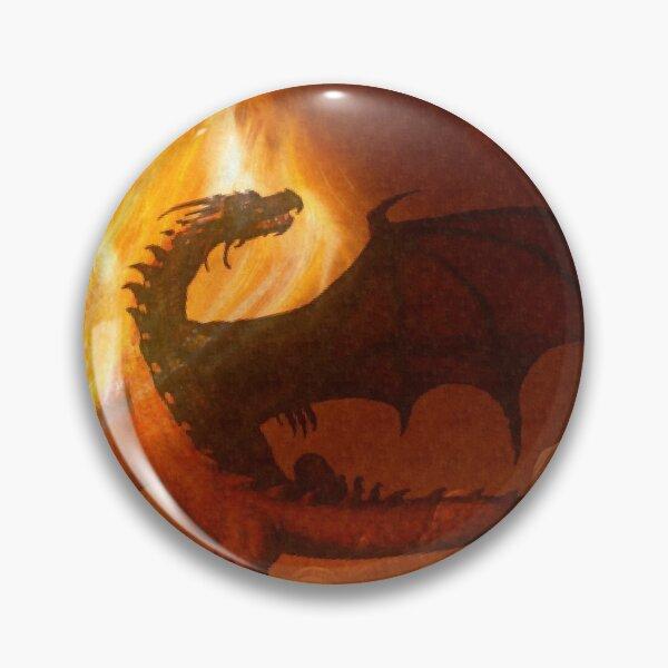 Dragon's world Pin