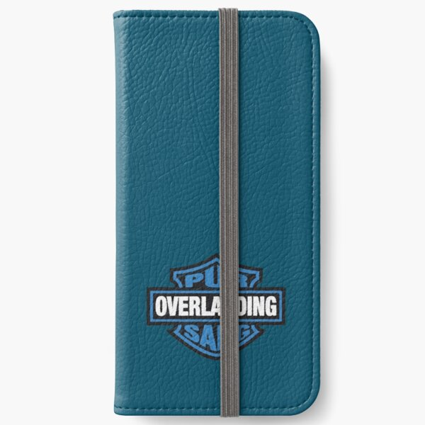 Overlanding Pur Sang iPhone Wallet