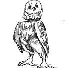 Mighty Owl King by Amanda Zito