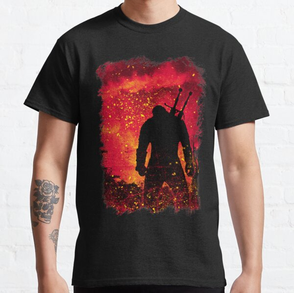 Witcher Chaos Classic T-Shirt