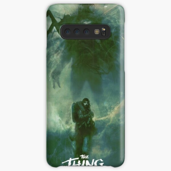 The Thing Poster Samsung Galaxy Snap Case
