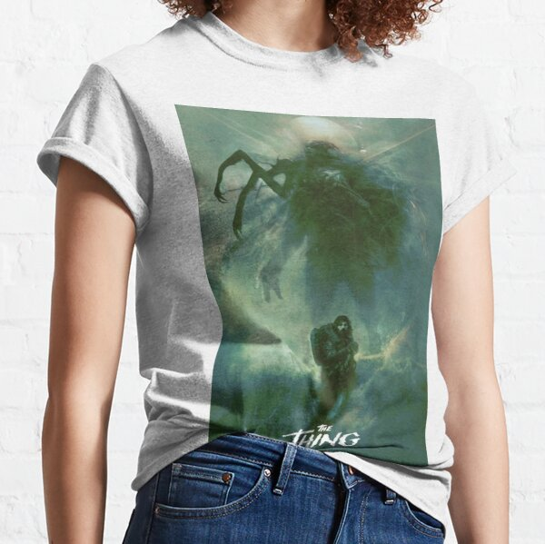 The Thing Poster Classic T-Shirt