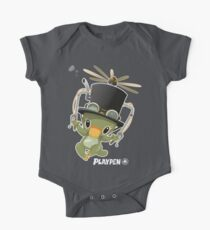 Playpen Platypus Inventor One Piece - Short Sleeve