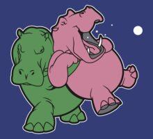 Heimlich, Heimlich Hippos