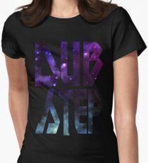 DUBSTEP TEE Women's Fitted T-Shirt