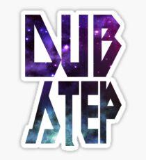 DUBSTEP TEE Sticker