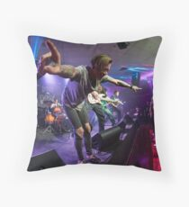 Kaos Within Throw Pillow