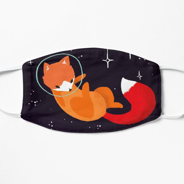 Space Foxes Mask