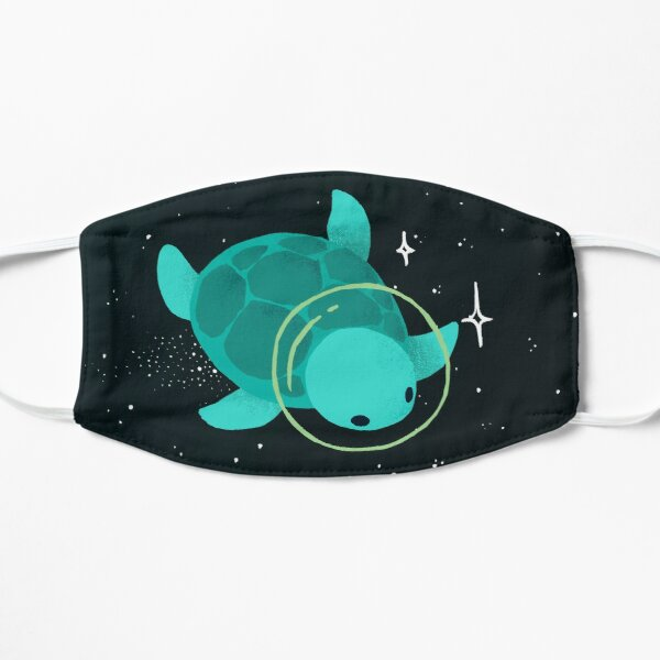 Space Turtles Mask