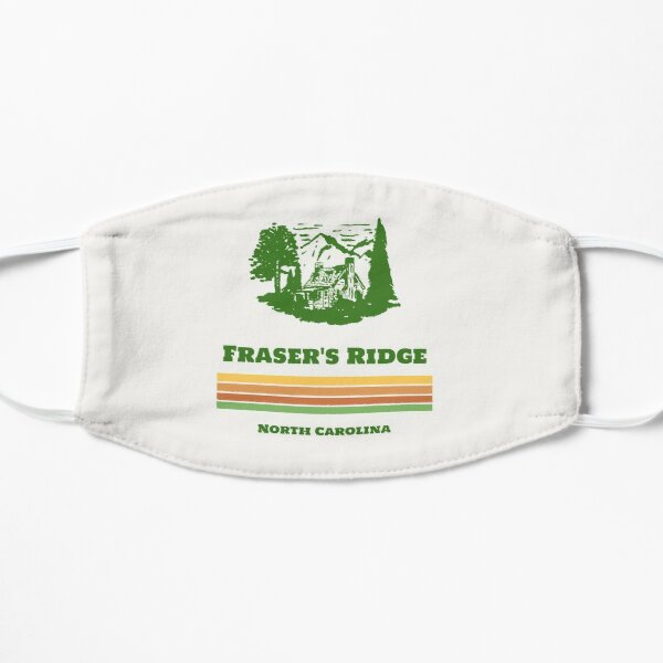 Outlander: Frasers Ridge Mask