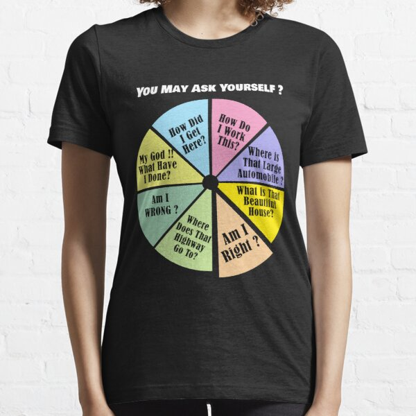Once In A Lifetime Pie Chart  Essential T-Shirt