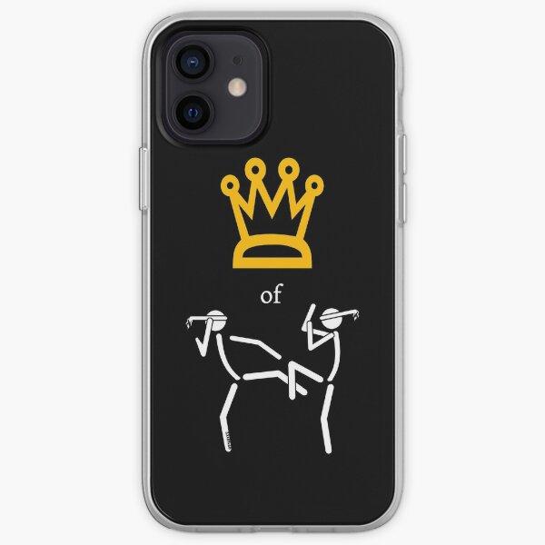 King/Queen of Muaythai iPhone Soft Case