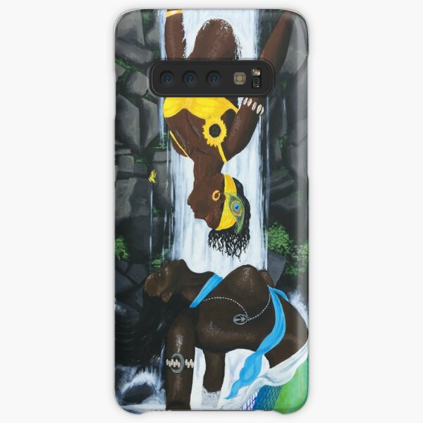 Oshun and Yemaya Samsung Galaxy Snap Case