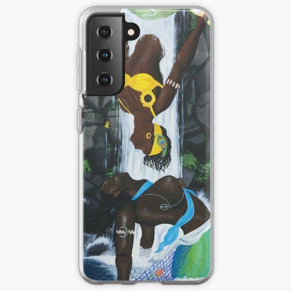 Oshun and Yemaya Samsung Galaxy Soft Case