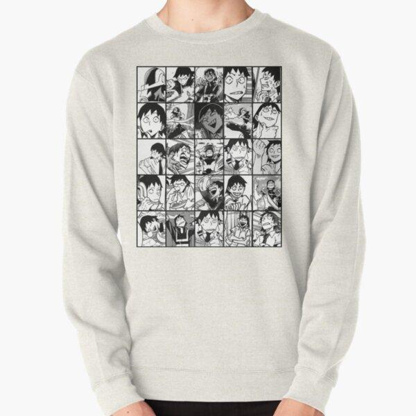 Sero - collage black and white version Pullover Sweatshirt