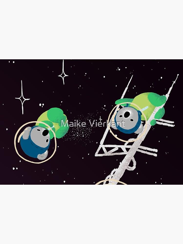 Space Koalas by Vierkant