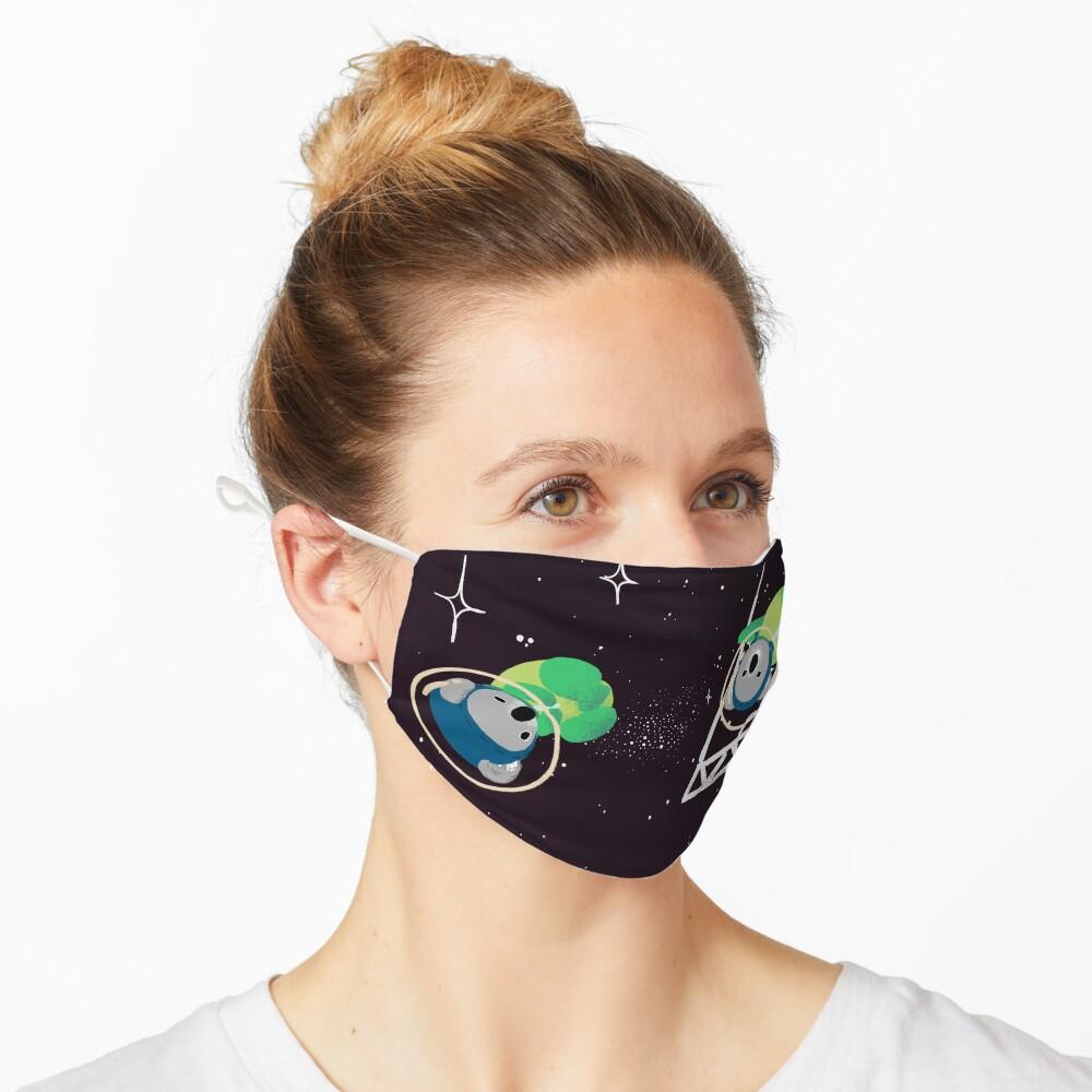 Space Koalas Mask