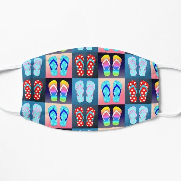 Flip Flop Pop Art  Mask
