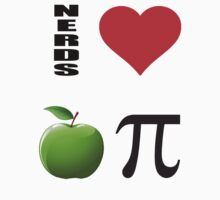 NERDS LOVE APPLE PI