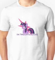 TwilightLicious - Twilight sparkle T-Shirt