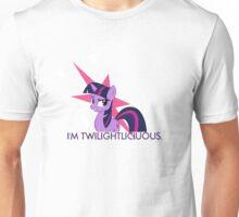 TwilightLicious - Twilight sparkle Unisex T-Shirt
