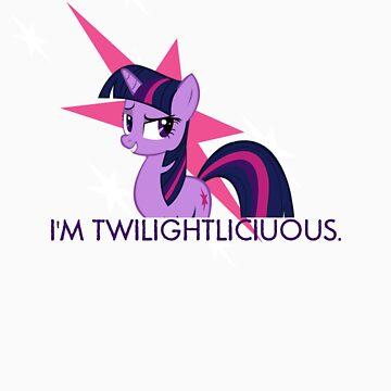 TwilightLicious - Twilight sparkle by XwolfskaX