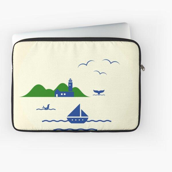 Schönen Urlaub Laptoptasche