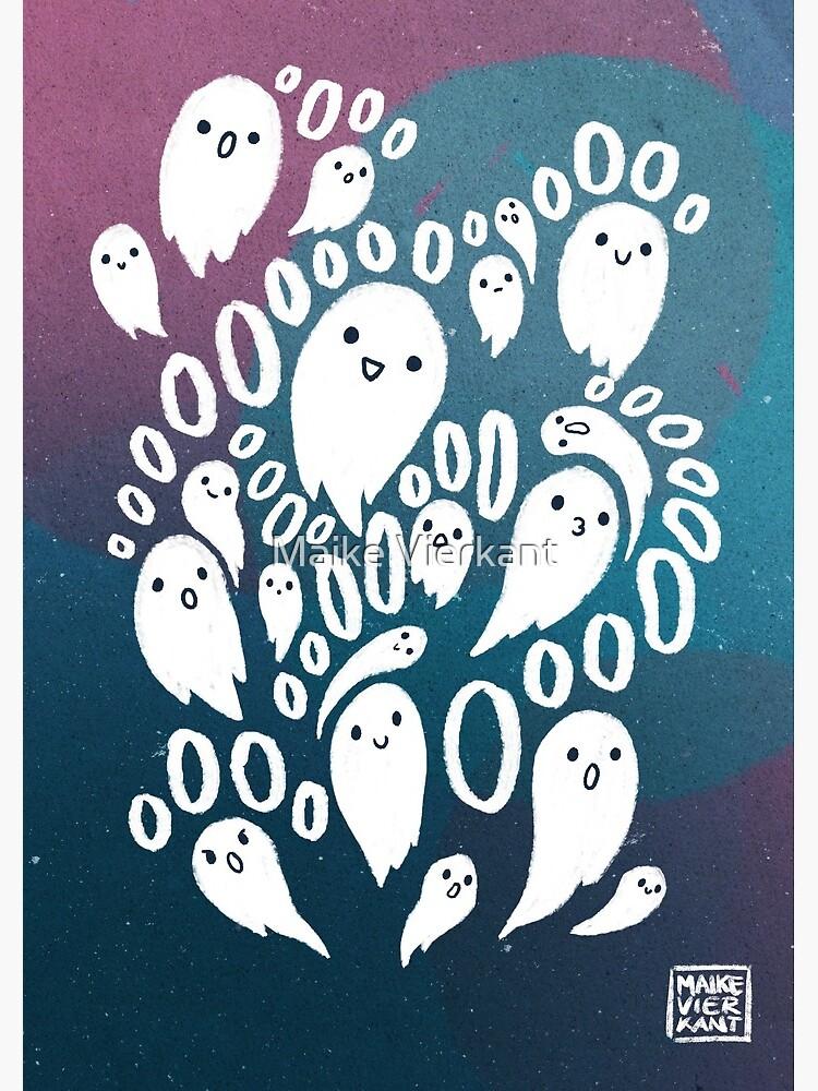 Spooky Ghosties by Vierkant