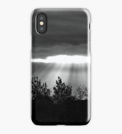 The Last Rays! iPhone Case